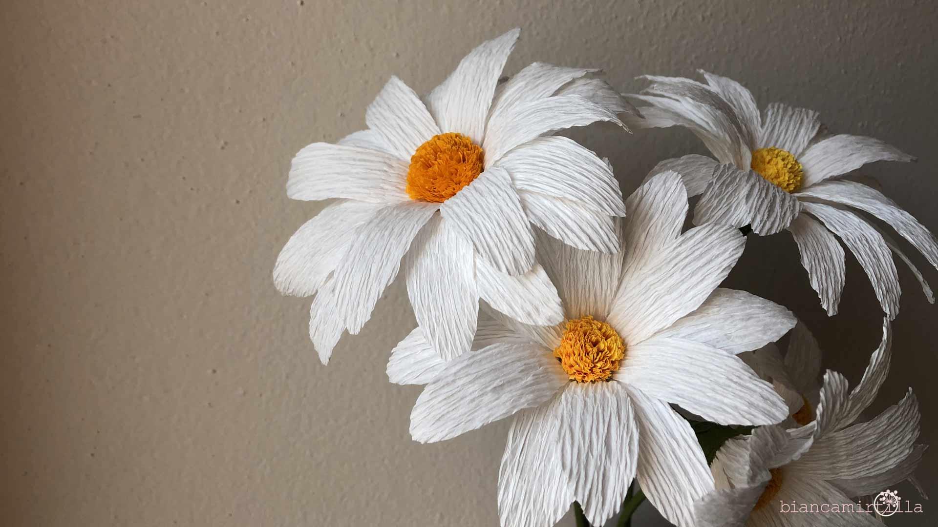 margherita fiori di carta idee regalo componi il tuo bouquet