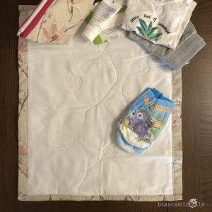 kit cambia pannolino per bambini